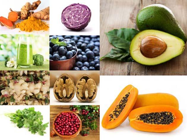 Dieta antiinflamatoria: 1 La inflamación aumenta los anticuerpos