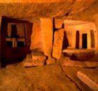Templo: templo subterráneo para muertos, de 5.000 años