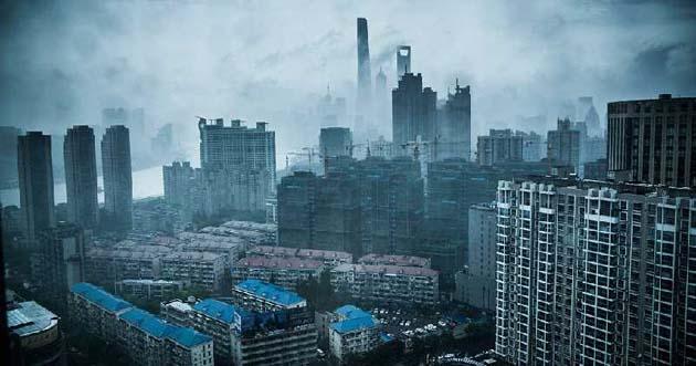 Contaminación del aire 0 están disminuyendo drásticamente