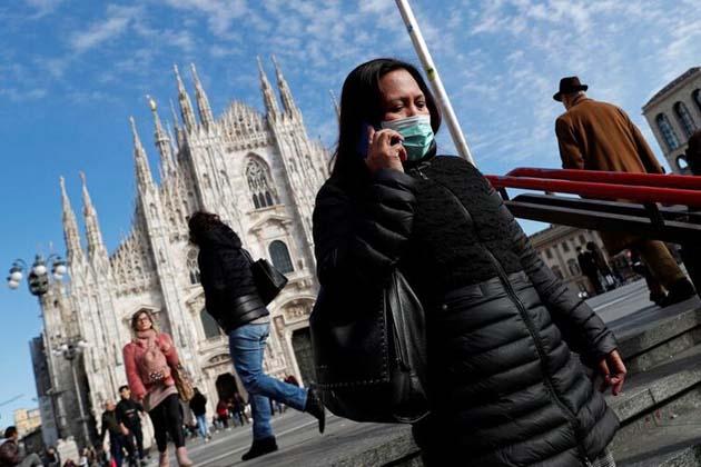 Italia: pondrá en cuarentena a más del 25% de su población
