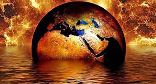 Advertencia: 2020 cascada de trágicos eventos mundiales