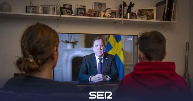 Suecia hoy 0 continúa con la vida normal en la crisis