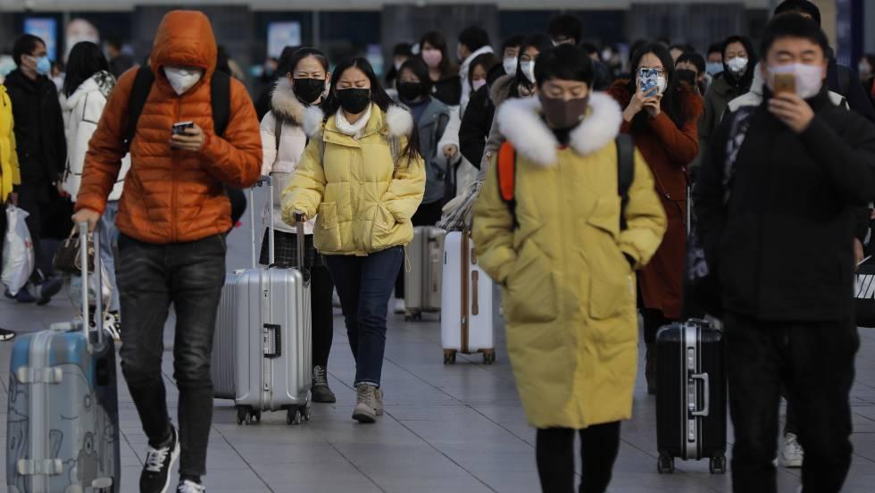 Gravedad del coronavirus: La OMS ayudó a China a ocultarlo 0