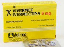 Ivermectina: elimina material viral coronavirus en 48 horas