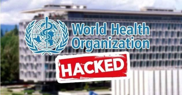 La OMS, la Fundación Gates y el laboratorio de virología de Wuhan pirateados, se filtraron datos 1