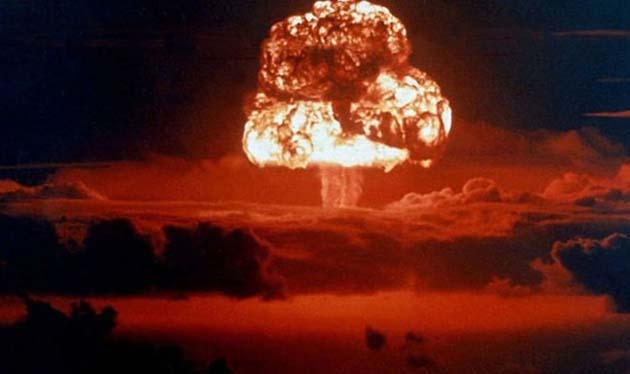 Bombas nucleares: China de estalla bombas nucleares 0