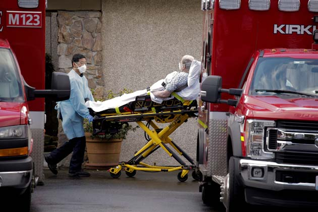 Guía CDC; COVID-19 causa de muerte aunque solo se suponga