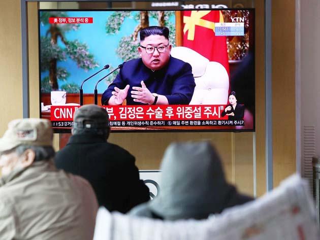 Kim Jong Un: Twitter lleno de rumores de su desaparición 0