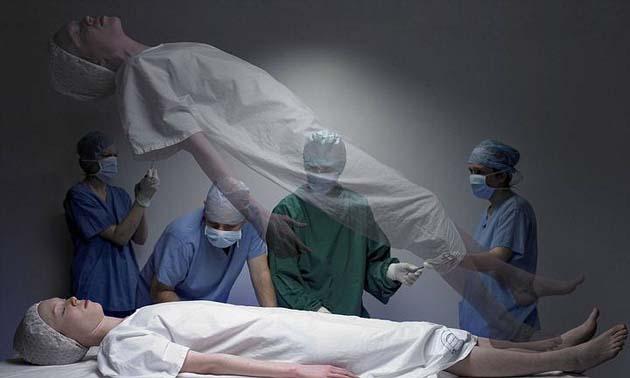 ECM: experiencia cercana a la muerte una de cada 10 reporta