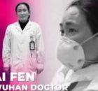 Coronavirus SARS: Ai Fen se enfrentó a reprensiones duras 0