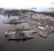Portaaviones: 2 marineros han dado positivo por COVID-19