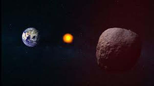 Roca espacial: 2 asteroides 'potencialmente peligrosos'