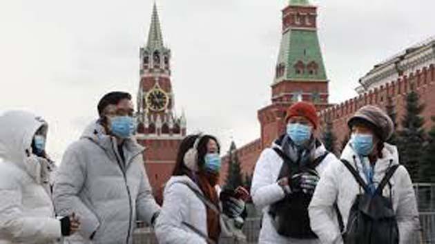 Rusia: más de 3000 nuevos casos de coronavirus en un día