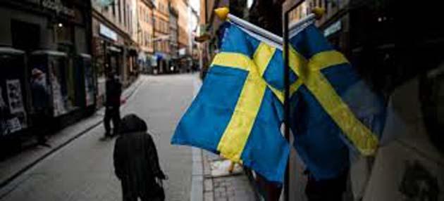 Pista de hielo: Suecia almacena cuerpos de coronavirus 0