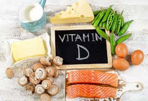 Vitamina D: SDRA relacionado con bajos niveles de vitamina 0