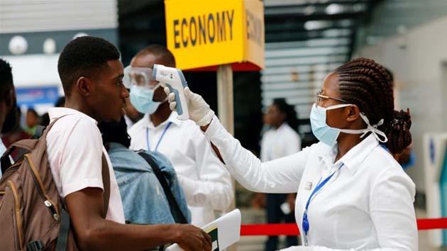 Africanos: completamente sin preparación para COVID-19