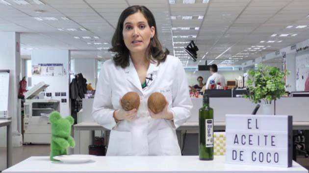 Aceite de coco: viable para tratar y prevenir el COVID-19