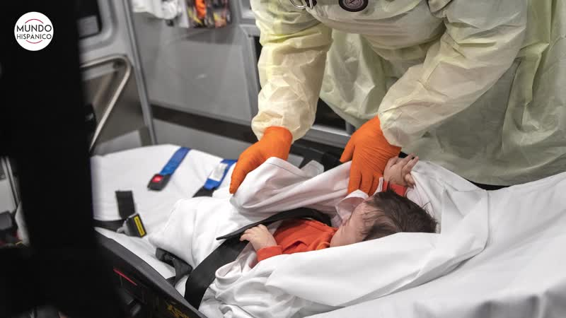 Enfermedades: 15 niños fueron hospitalizados en Nueva York