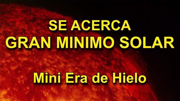 Mínimo solar: el sol ha entrado en su período de bloqueo 0