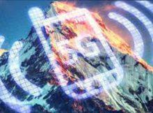 Monte Everest: China levanta 2 estaciones 5G en la cumbre