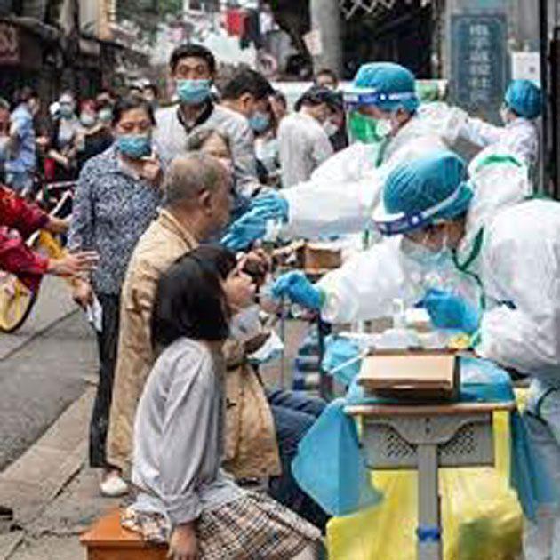 Laboratorio chino: el COVID-19 comenzó como un accidente