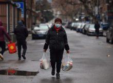 Beijing: último brote de coronavirus extremadamente grave 0