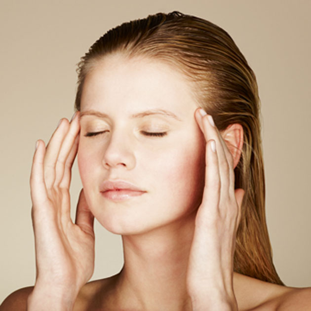 Acupresión: 5 puntos para aliviar los dolores de cabeza
