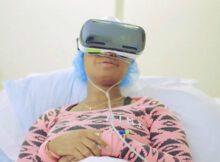 Realidad virtual: ayuda a reducir el dolor intenso 0
