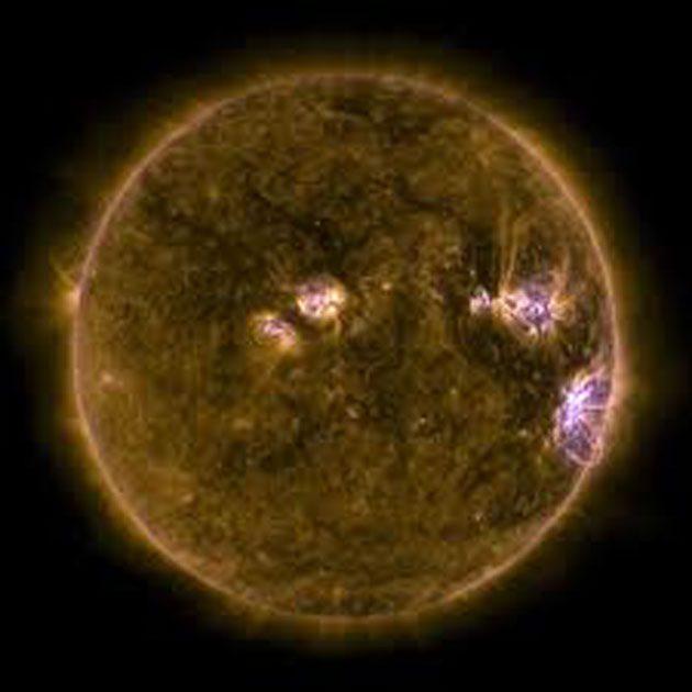 Erupción solar: podría desencadenar fuertes terremotos 0