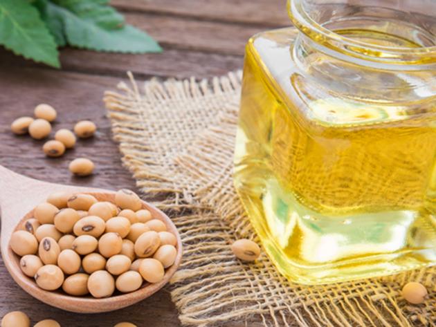 Aceite de soja: es el aceite más utilizado en los EE.UU. 0