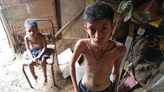 Ayuda alimentaria: hambruna de proporciones bíblicas 0