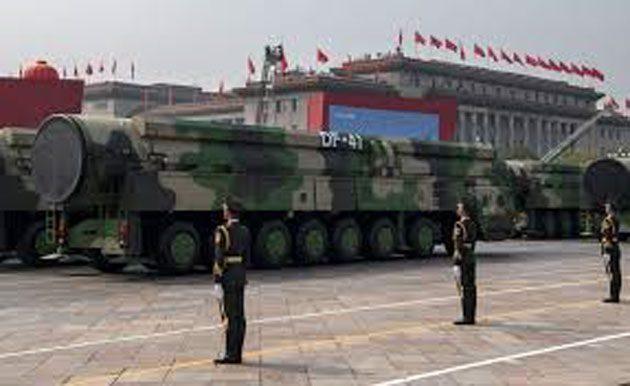 Contraataque: Beijing desplegaría más armas nucleares 0