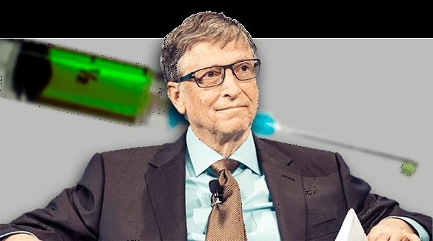 Tercer Mundo: programas de vacunación de Bill Gates 0