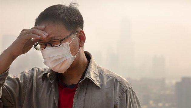 Neurodegeneración: exposición al aire contaminado 0