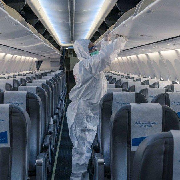 Químicos desinfectantes: pueden causar defectos nacimiento 0