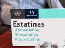 Estatinas: se utilizan para combatir el colesterol 0