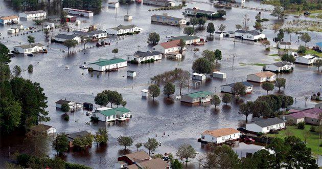 Riesgo de Desastres: Fuerte aumento en los últimos 20 años