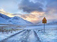 Hielo marino: Islandia moderna es 2-4°C más fría
