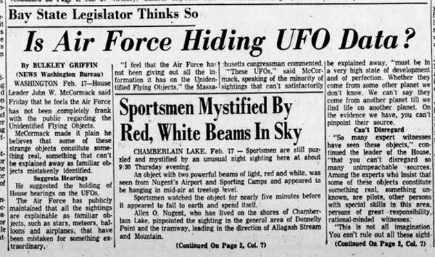 00  Luces blancas: los informes se remontan a 1946  00