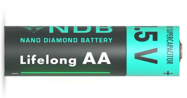 00 Baterías: Diamond hecha con desechos nucleares 00