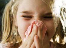 Los niños: bloqueo compromete sistema inmunológico 00