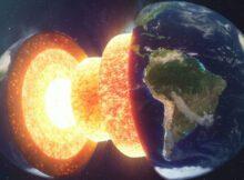 00 Capa oculta: en el núcleo interno de la Tierra 00