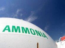 00 Compuesto de amoníaco: futuro energía sostenible 00