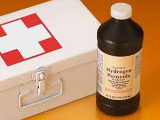 00 Peróxido de hidrógeno: usos de supervivencia 00