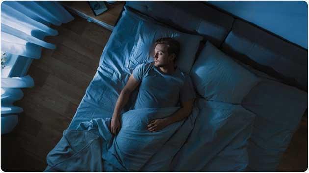00 Para dormir: activar seis puntos de acupresión 00