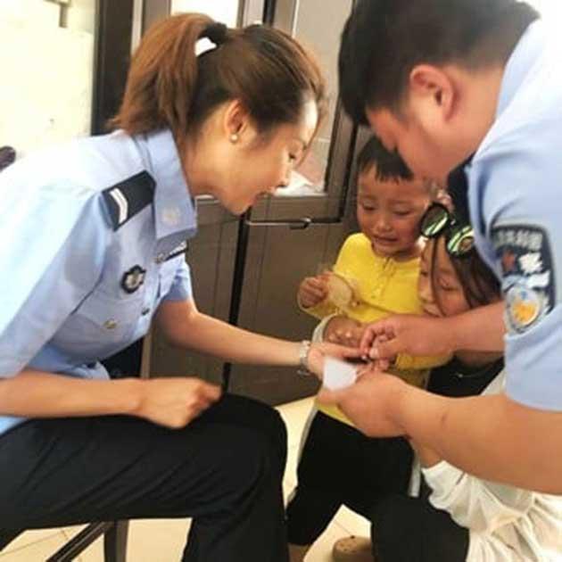 00 kits de ADN hogareños: China está recopilando su ADN 00
