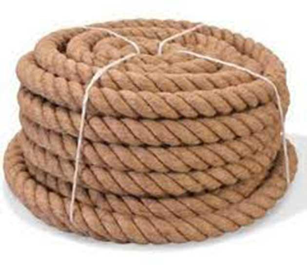 00 Equipo de supervivencia: 6 tipos de cuerdas 00