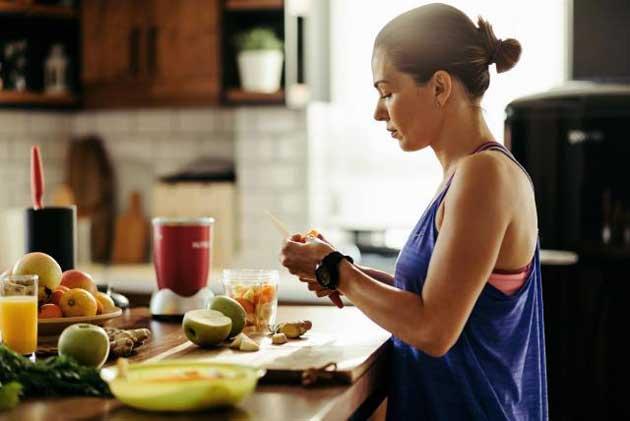 Dietas ricas en frutas y verduras reducen el riesgo de contraer COVID-19