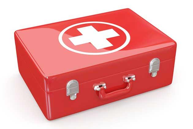 00 Suministros médicos para primeros auxilios 00