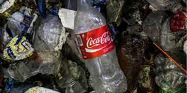 00 Coca Cola el mayor contaminante mundial de plástico 00